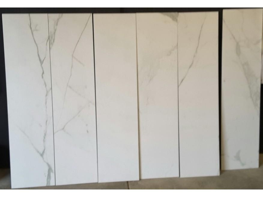 Calacatta look Porcelain tile 1200x300