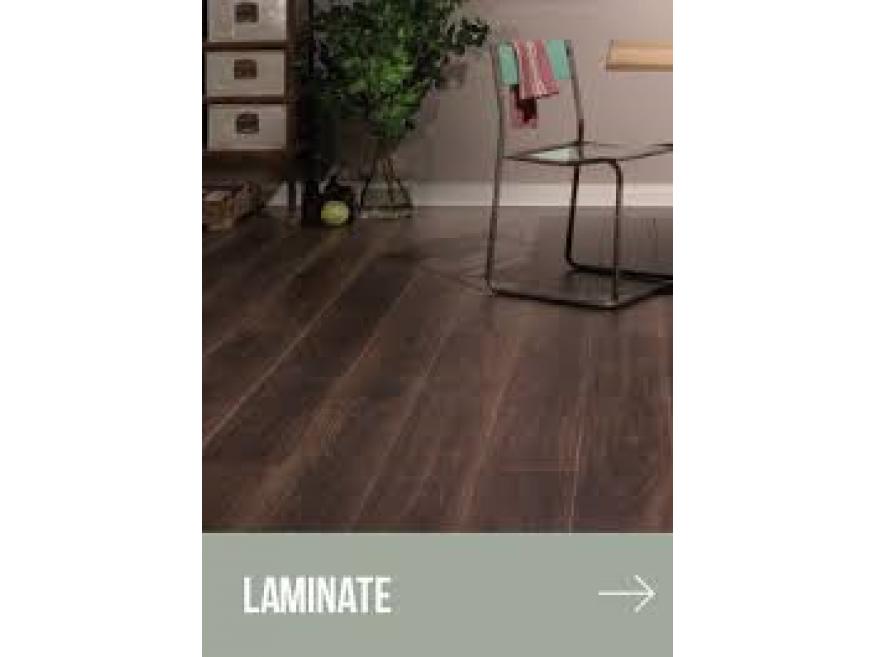 Dunlop Laminate Flooring, Smoked Oak